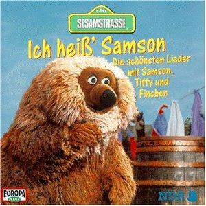 Sesamstrasse - Ich heiss' Samson