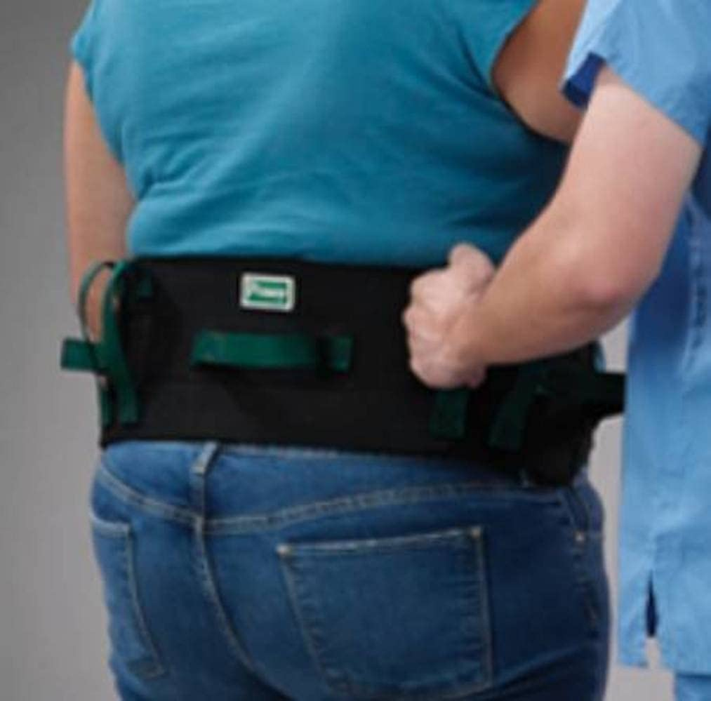 Posey Deluxe Transfer Belts With Quick-Release Buckle - 1 Each