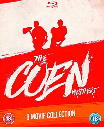 The Coen Brothers: Directors Collection (8 Blu-Ray) [Edizione: Regno Unito] [Reino Unido] [Blu-ray]
