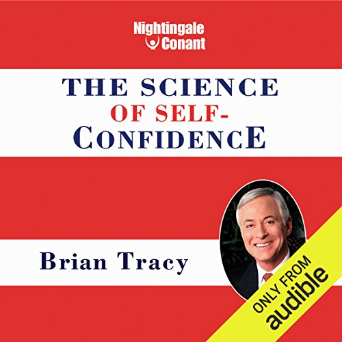 The Science of Self-Confidence audiobook cover art