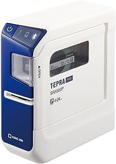 キングジム ラベルプリンター「テプラ」PRO ブルー SR5500P