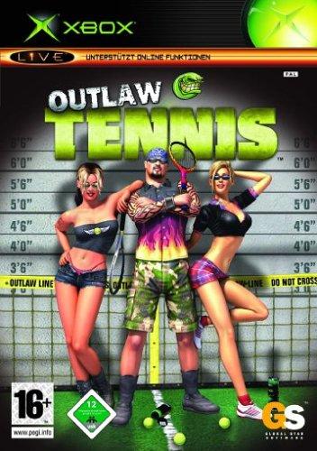 Outlaw Tennis [Importación alemana] [Xbox]