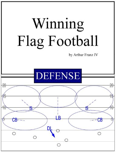 Amazon Com Winning Flag Football Defense Ebook Franz Iv