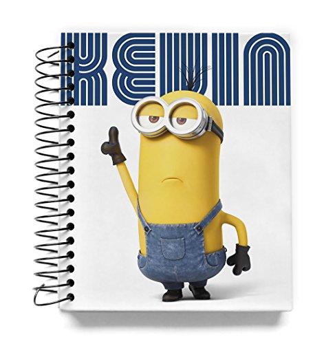 Minions cahier à spirale Kevin