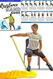 Resistance Band for Seniors: Exercise Band specifically Created for Seniors with Extra Light...