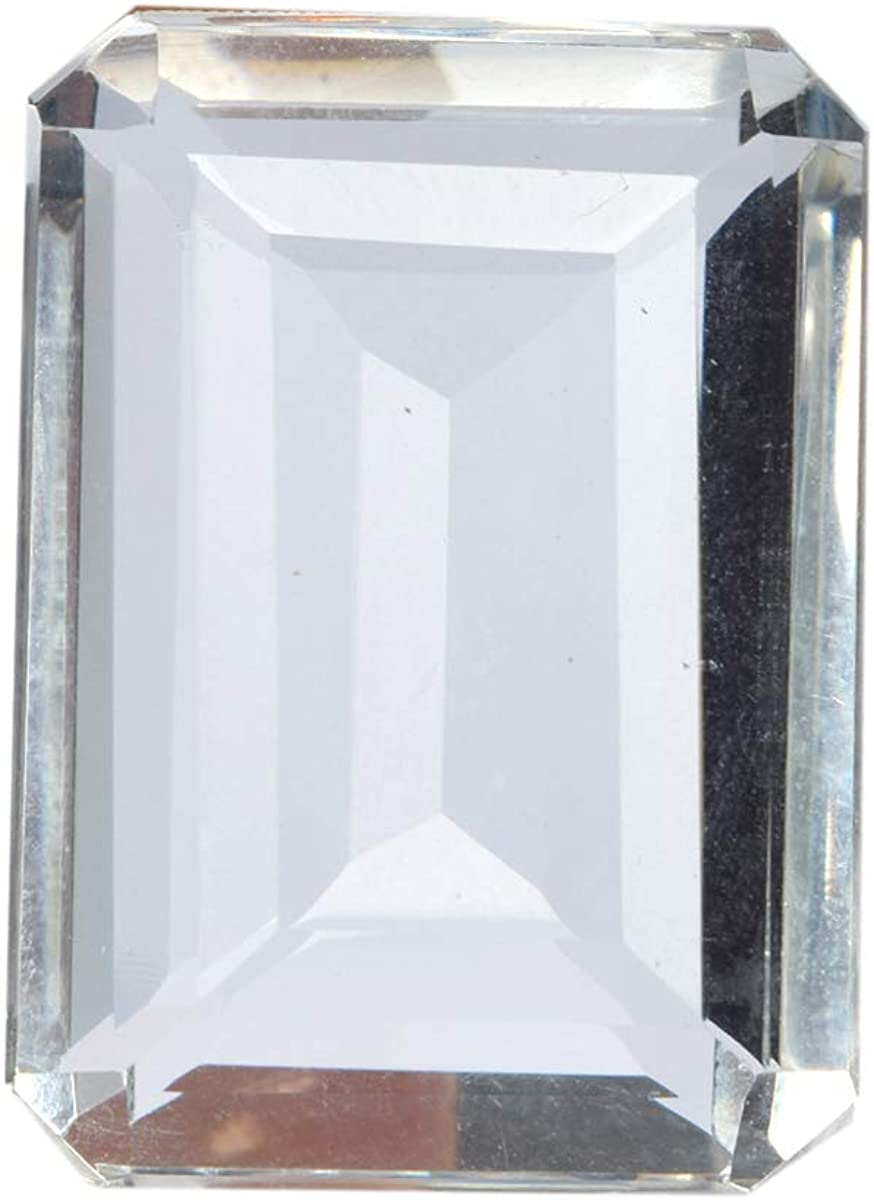 gemhub Top Ranked White Topaz 40% OFF Cheap Sale 101.75 Ct. Ge Shaped Loose Direct sale of manufacturer Emerald