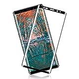 Protector de Pantalla de Vidrio Templado para Samsung Galaxy Note 9 [2 Unidades] Cristal Templado [Dureza 9H] [HD Transparente] [Anti-Huella Digital]