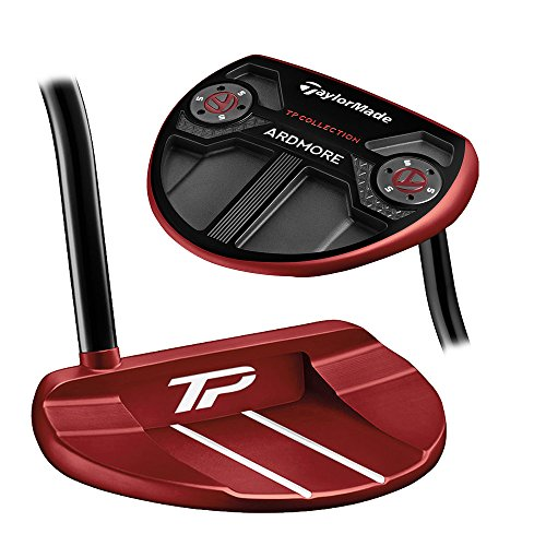 TaylorMade Golf- TP Red Collection Putter Ardmore Special Edition SuperStroke 35'