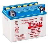 Yuasa - Batterie plomb YUASA 12V 4Ah YB4L-B - YB4L-B-OR
