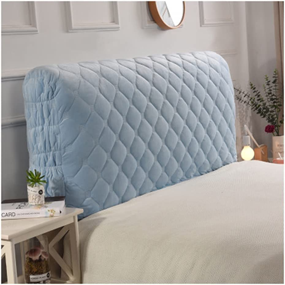 Branded goods HDGZ Stretch Bed Headboard Cover Side and with Popularity Thicken P