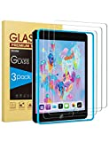 SPARIN [3 PACK] Glass Screen Protector for iPad 6th Generation (9.7 inch, 2018 /...
