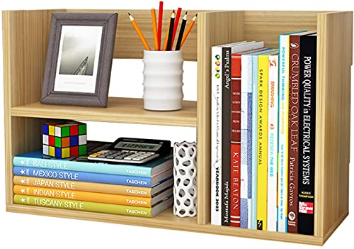 Estantería for niños Librería infantil Multifuncional Escritorio Multifuncional Rack Organizador Mostrar estante for la oficina de la escuela del dormitorio doméstico, la estantería de los niños del e