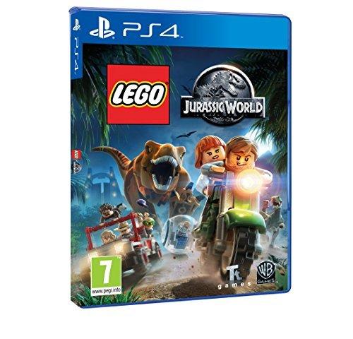 Pack Lego: Jurassic World (Exclusiva Amazon) + Ninjago + Los increibles + Regalo (PS4)