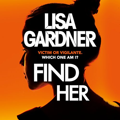 Find Her audiobook cover art