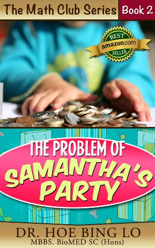 The Problem of Samantha's Party (Math Club Series Book 1) (English Edition)