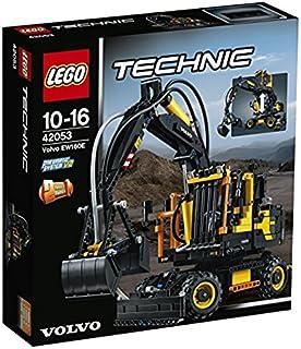 レゴ (LEGO) テクニック Volvo EW160E 42053