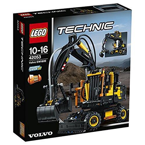 LEGO Technic 42053 - Volvo EW160E, Bauspielzeug