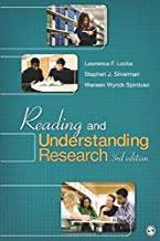 Best reading and understanding research Reviews