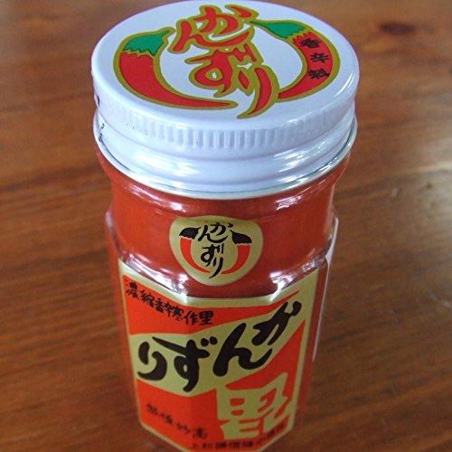 新潟県の珍味 越後妙高唐辛子使用調味料(かんずり)(47g)