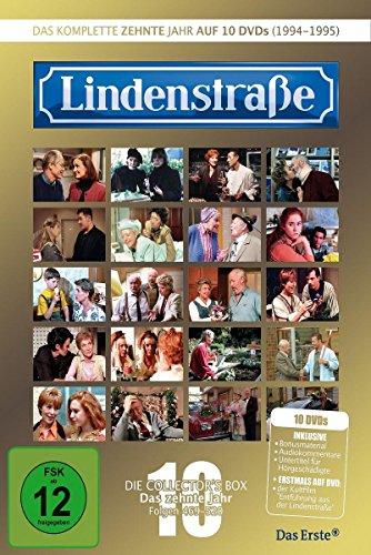 Lindenstraße - Das komplette 10. Jahr (Collector's Box) (10 DVDs)