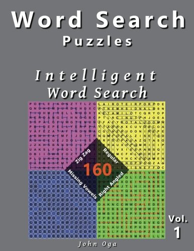 Word Search Puzzles: Intelligent Word Search