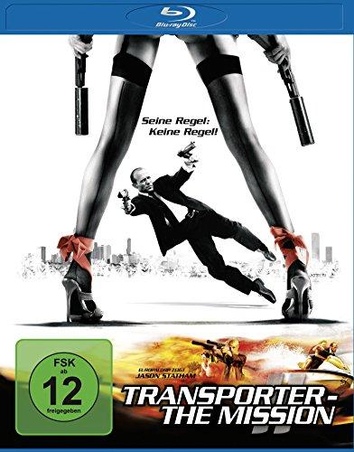 JASON STATHAM - THE TRANSPORTE [Blu-ray] [2005]