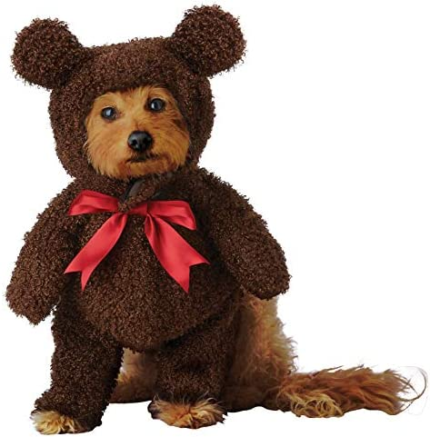 Teddy Bear Pet Costume X Small product image