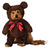 California Costumes Teddy Bear Dog Costumes, Pet, Brown, Medium