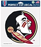 NCAA Official Florida State University Seminoles 8 x 8 Perfect Cut Decal