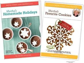 Martha Stewart: Martha's Favorite Cookies, Vol. 10/Martha's Homemade Holidays, Vol. 2