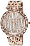 Michael Kors Darci Rose Gold-tone Stainless Steel Ladies Watch MK3439 / マイケル コース レディースウォッチ 並行輸入品