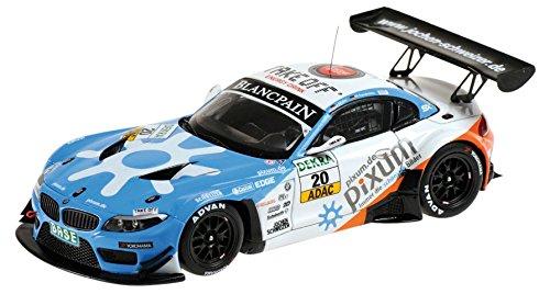 Minichamps - 437132420 - Miniatura Veicoli - Modello per la Scala - BMW Z4 Gt3 - Adac Masters GT 2013 - Scala 1/43