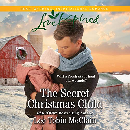 The Secret Christmas Child audiobook cover art