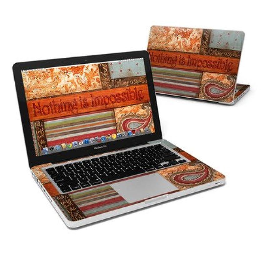 甥ブリード黙認するMacBook Pro 13インチ(2009年初夏~現行モデル)用スキンシール【Be Inspired】
