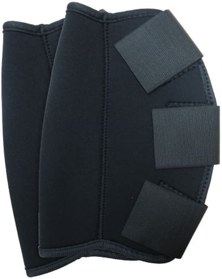 Showman Neoprene Knee Sweat Boots Protection At the price of surprise Leg Tulsa Mall Care Horse Barr