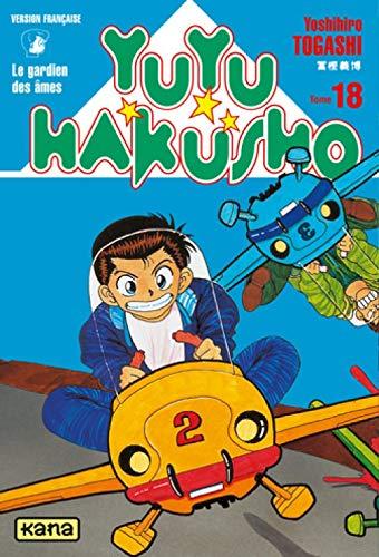 Yuyu Hakusho : Le Gardien des âmes, tome 18