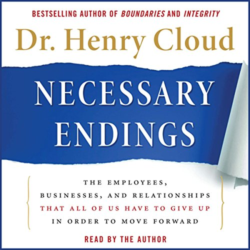 Necessary Endings audiobook cover art