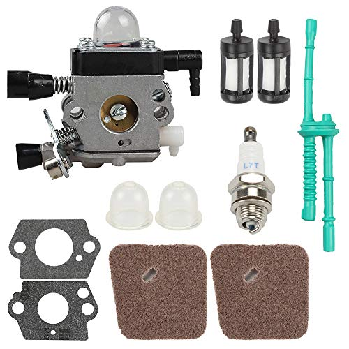 Alamor Carburetor Carb For Stihl Hs45 Hedge Trimmer Fs38 Fc55 Fs310 Zama