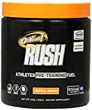 Oh Yeah! Rush Supplement, Tropical Orange, 240 Gram