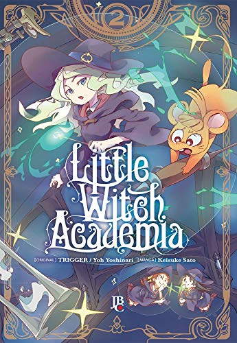 Little Witch Academia - Vol. 2