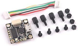 VIDOO Controlador De Vuelo Teenyf3 Pro Incorporado En Betaflight Osd Y Buck-Boost Converter para RC Drone