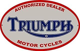 Best triumph dealer sign Reviews