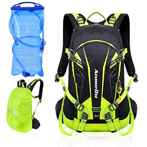 Cycling Rucksack Rain Cover Waterproof Outdoors Sport Camping Hiking Riding Hydration Bicycle Backpack 20L