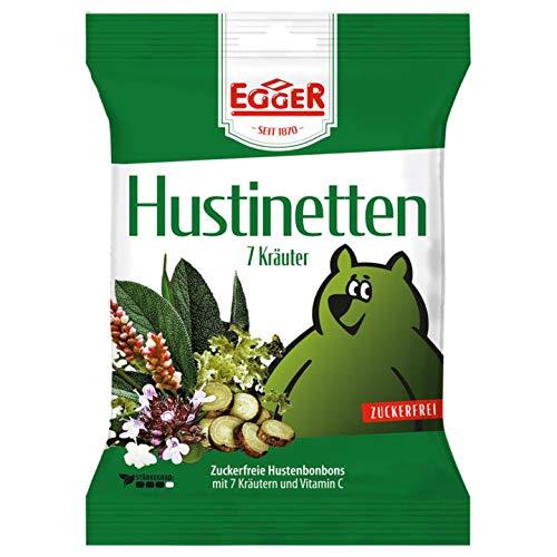 Hustinetten 7 Kräuter zuckerfrei 75g