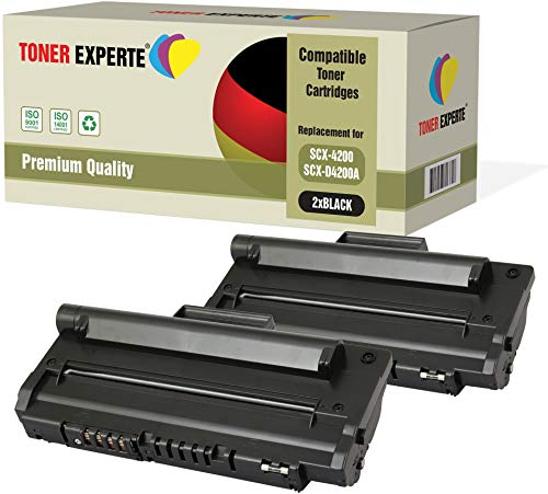 TONER EXPERTE® SCX-D4200A Toner compatibile per Samsung SCX-4200
