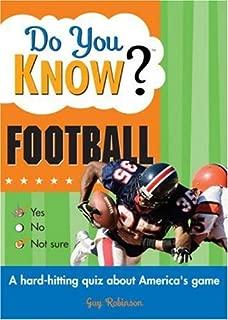 Best do you know football quiz Reviews