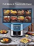 Zoom IMG-1 friggitrice ad aria aicook 5