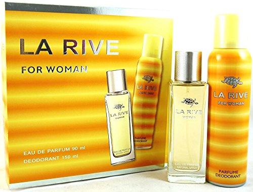 La Rive für Damen Eau De Parfum 90 ml + Deodorant 150 ml Set