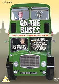On The Buses - The Complete Omnibus Edition