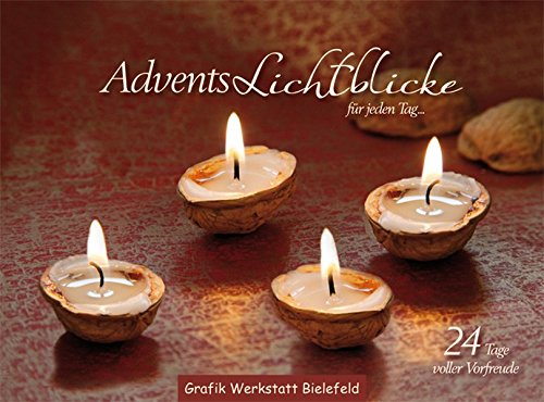 Adventskalender Kerze: immerwährend